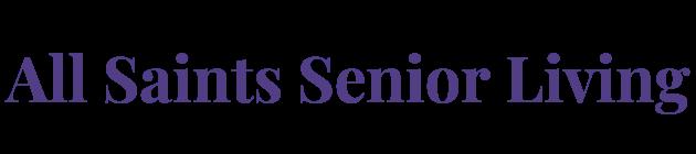 All Saints Senior Living